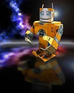 André's robot