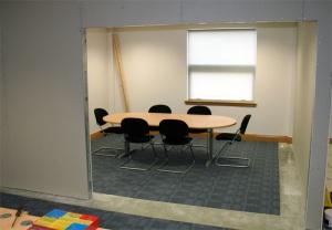 Building the new boardroom