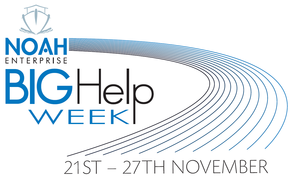 Noah Big Help Week Logo